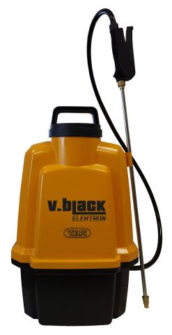 Volpi 12 Litre Lithium-Ion battery Back Pack Sprayer 19VBE