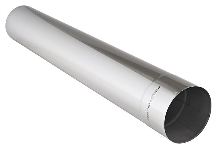 Master 120mm x 1 Metre Exhaust Pipe 4013.260