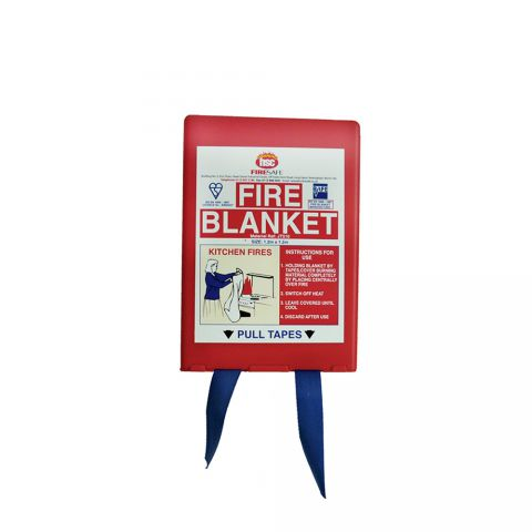 Fire Safety Wall Mounted Blanket 1.8 Metre 81/02344