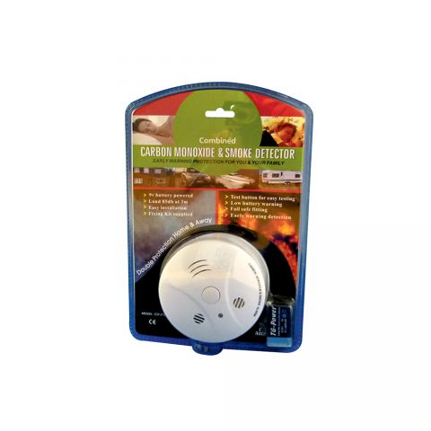 Smoke and Carbon Monoxide Detector 82/00408