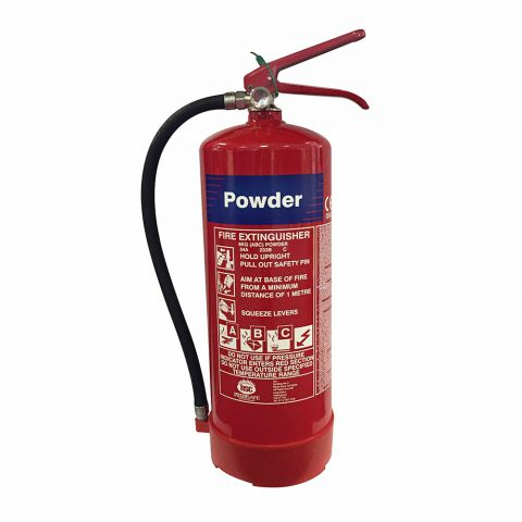 9kg Powder Fire Extinguisher 9311/00