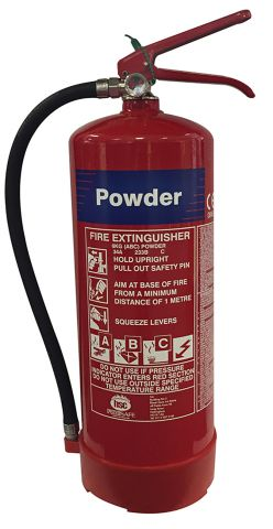 1kg Powder Fire Extinguisher 9315/00