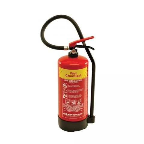 6 Litre Wet Chemical Fire Extinguisher 950300