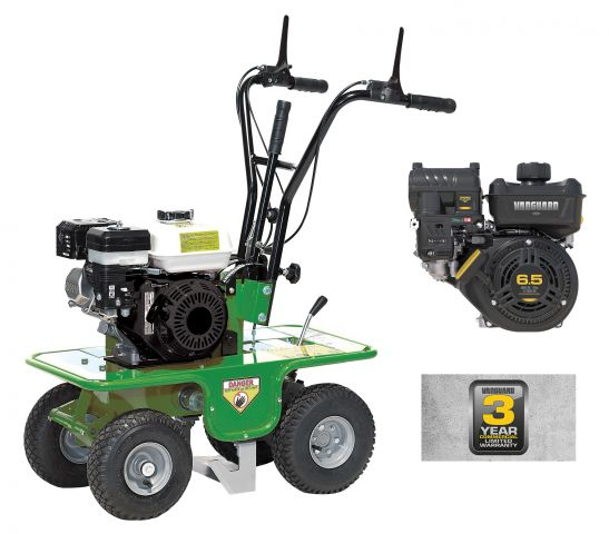 Active 30cm (12 Inch) Professional Turfcutter Vanguard 200 Series Engine ACT300B