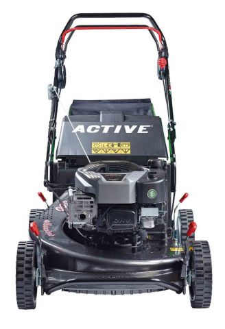 Active 57cm (22 Inch Cut) Briggs & Stratton Engine Self Propelled Alloy Deck Mower ACT5800SB