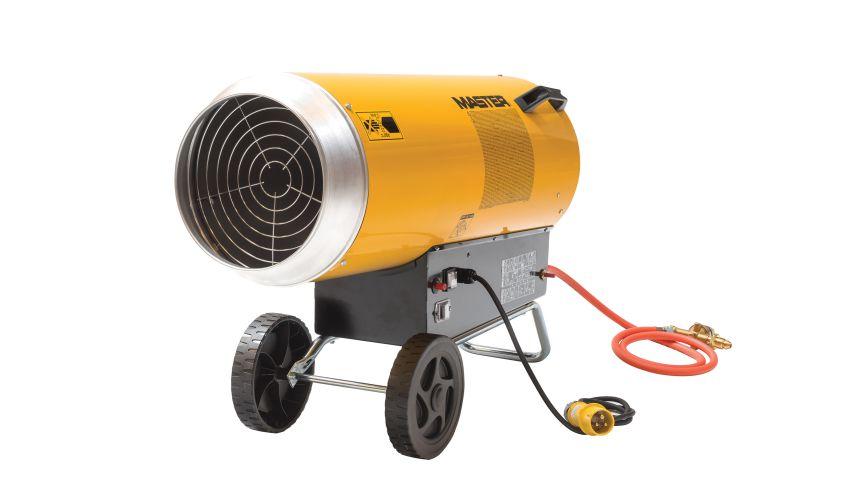 Master Dual Voltage Propane Gas Heater BLP103