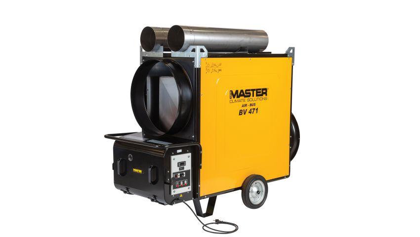 Master 240 Volt Air Bus Indirect Diesel Oil Heater BV471S