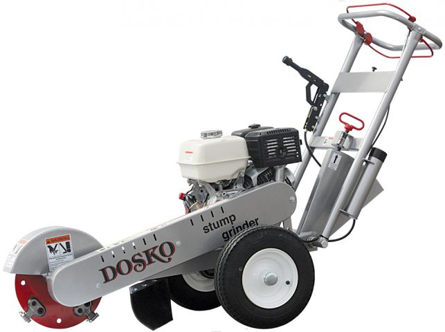 Dosko 13hp Maxi Stump Grinder DOSKO13HP
