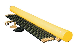 Drain Rod Set 10 x 1 Metre Rods DRS