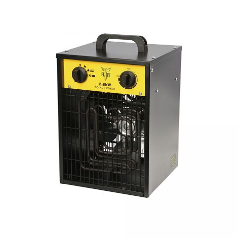 Elite 110 Volt Industrial Fan Heater EHFH110