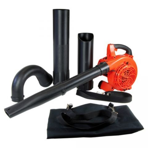 Garden Pride 26cc Handheld Blower With Vacuum Kit GP26BV