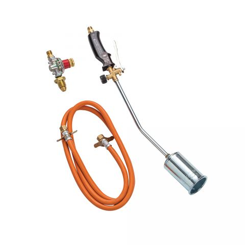 200mm Single Head Gas Torch With Regulator GT200S