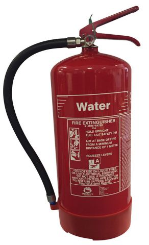 6 Litre Water Fire Extinguisher 9910/00