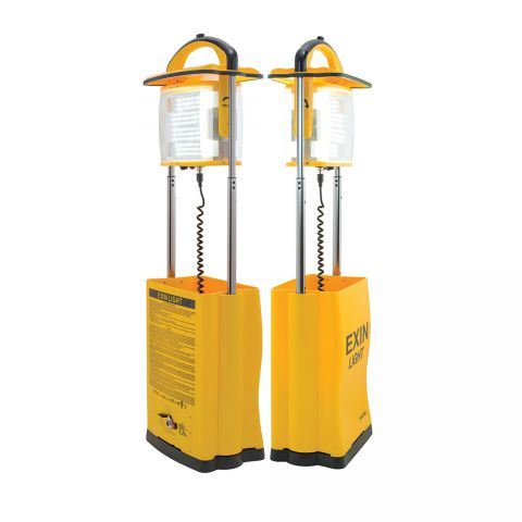 EXIN Portable Industrial Lighting System IN120L