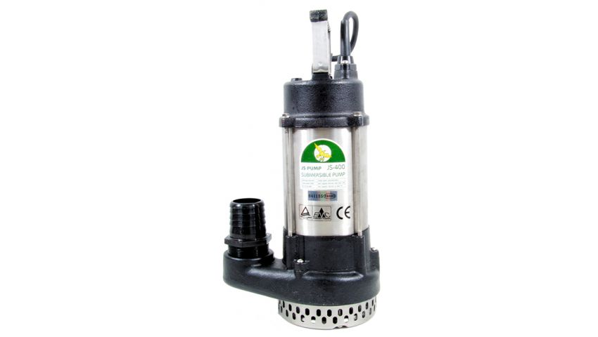 JS Pump 110 Volt 2 Inch (50mm) Submersible Drainage Pump Manual Float Switch JS400110M