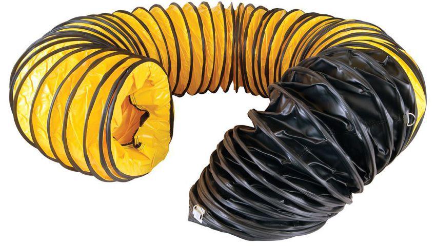 Master 710mm x 7.6m PVC Ducting 4515.556