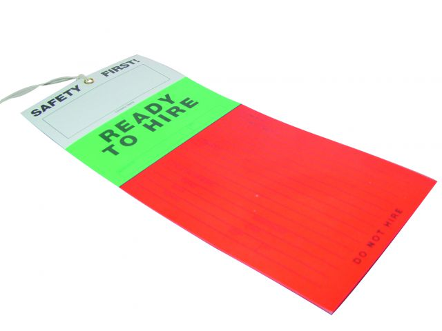 Ready For Hire Labels MPMD3685