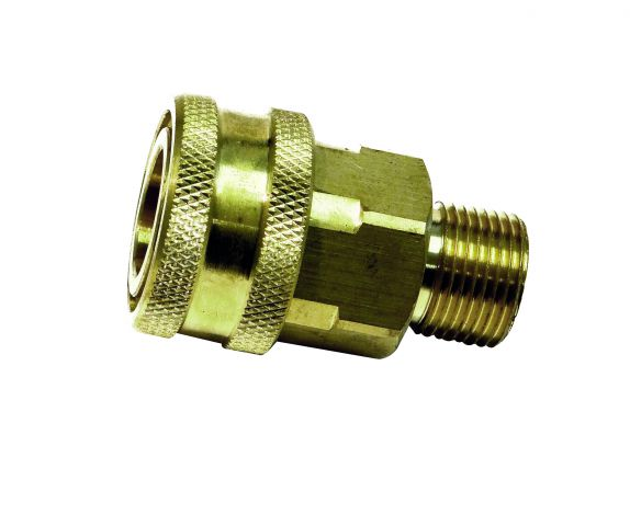 Universal Adaptor 3/8 Inch Male - 3/8 Inch Female Quick Release MPMD5537