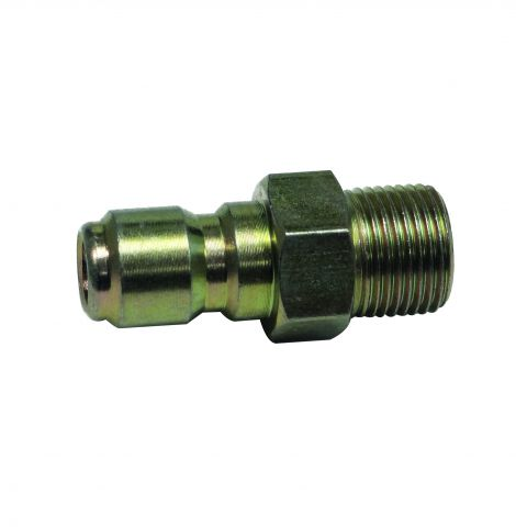 Universal Adaptor 3/8 Inch Male - 3/8 Inch Male Quick Release MPMD5539