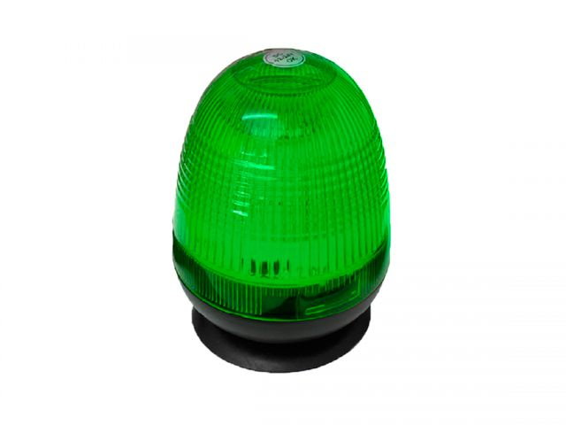 Magnetic Green LED Beacon MPMD5573
