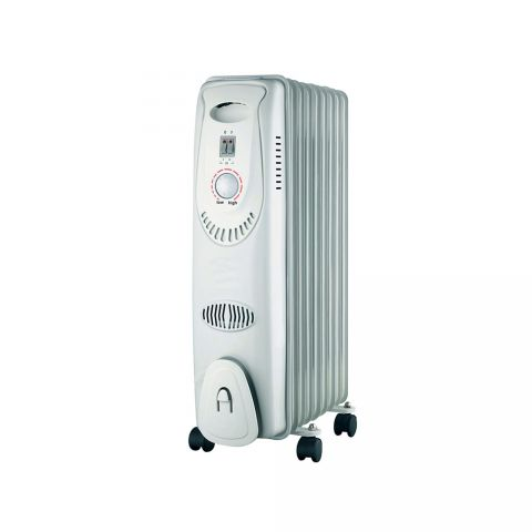 Elite 240 Volt 2 kW Portable Oil Filled Radiator OFRH