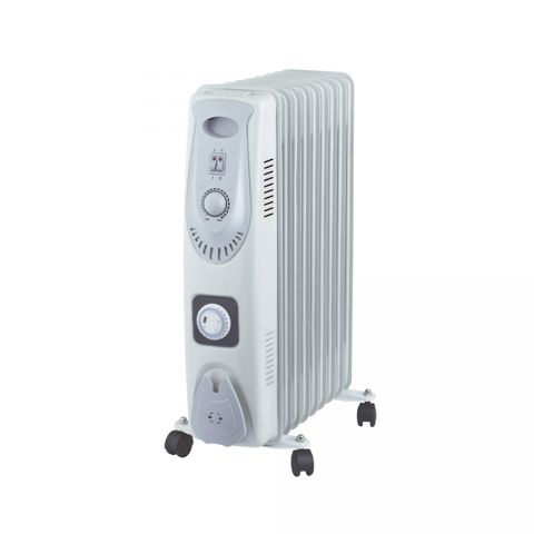 Elite 240 Volt 2.5 kW Portable Oil Filled Radiator OFRH2.5