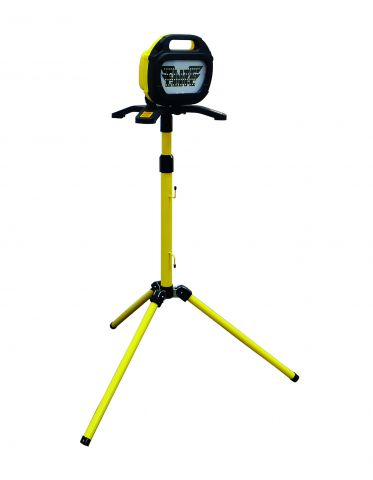 Elite Omega LED 25 Watt Rechargeable Battery Light With Stand OMG25S