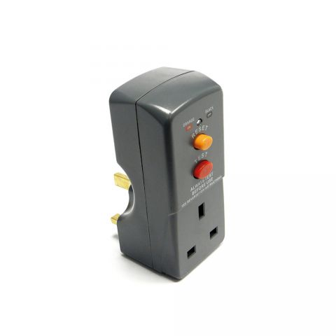 Elite 240 Volt RDC Protection Safety Point Adaptor RCDA