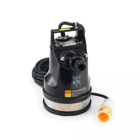 Elite 110 Volt 1 Inch (25mm) Surface Residue Pump Manual Switch SPK450