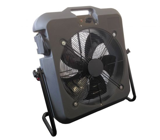 Tempest 110 Volt CFM 5000 Industrial Fan Cooler T5000115
