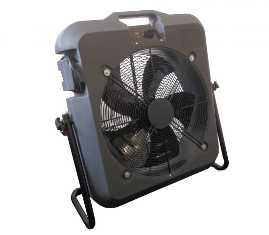 Tempest 240 Volt CFM 5000 Industrial Fan Cooler T5000230