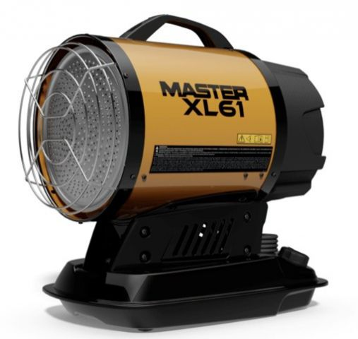 Master 240 Volt Infrared Oil Heater XL61
